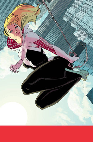 Marvel Comics (2015) Spider- Gwen #  1 First Print Retailer Incentive Cover.. NM