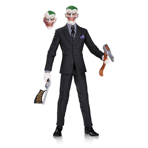 DC Comics Designer Series Joker by Greg Capullo Action Figure / Pre-Order Coming  Nov- 31-2016