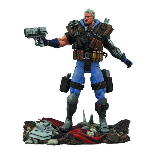 Marvel Select Cable Action Figure *NIB * Pre-Order Jan -2017