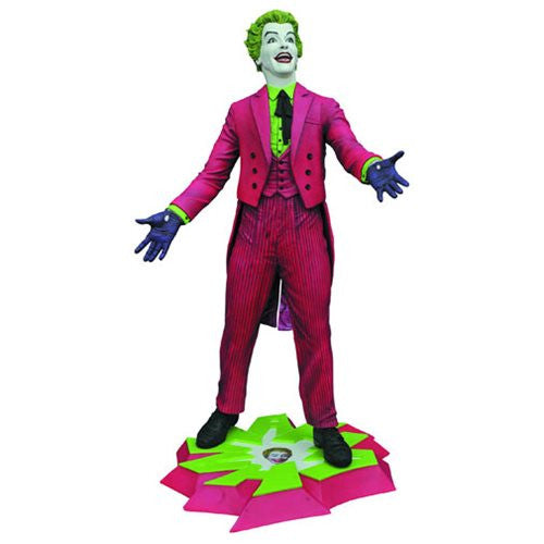 Batman 1966 TV Series Joker Premier Collection Statue : Out Of Stock. Coming March -2017