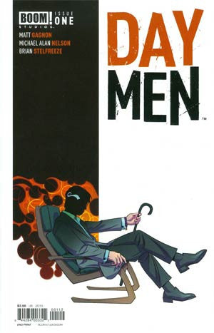 Day Men   #1  2nd Print   * Movie Coming  *