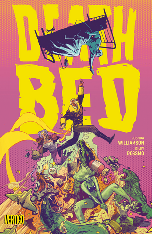 Deadbed   # 1  * NM * !!!! Pre Order Now Coming Feb-28-17