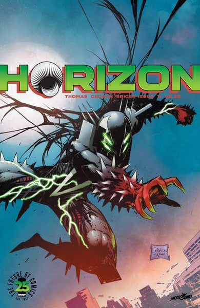 Horizon #11 (Cover B - Spawn Month Variant Cover Edition)  Pre-Order 05-17-17