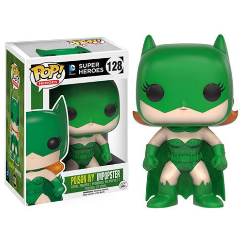 Batman Impopster Batgirl Poison Ivy  ! Vinyl Figure * Pre-Order Coming in July -2016*