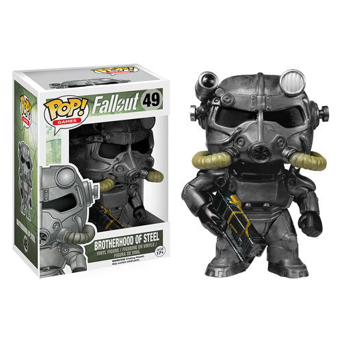 Fallout Brotherhood of Steel Pop! Vinyl Figure /