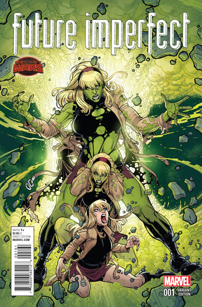 Future Imperfect  Variant  # 1 First Print  NM