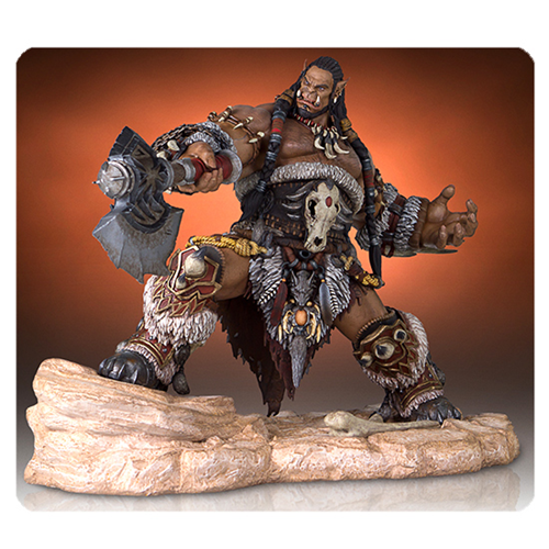 Warcraft Durotan Statue 1:6 /  Movie Coming in  * Nov- 2016*  Pre-Order Now  !!!