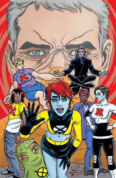 Giant  Sized  X-Statix  #  *NM*