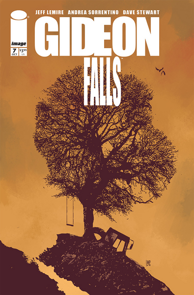 Gideon Falls #7 CVR A Sorrentino & Stewart (MR)  * NM*   ..
