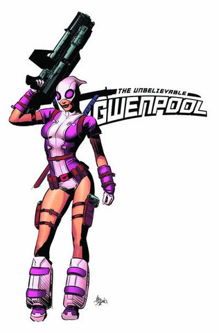 Gwenpool #7 (Deodato Teaser Variant Cover Edition)  * NM* !!!!