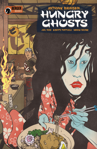 Hungry  Ghosts #1 * NM * !!!!