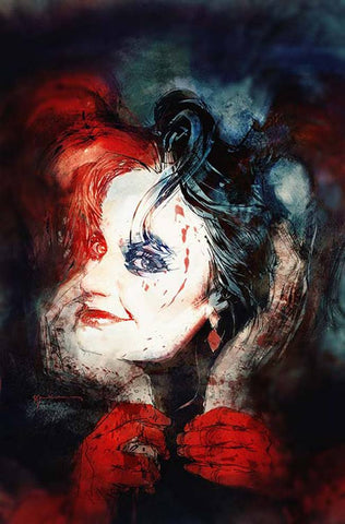 Harley Quinn Vol 3 #1 Cover D Variant Bill Sienkiewicz Cover !!!!  * NM *