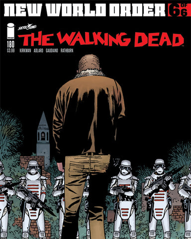 WALKING DEAD #180 CVR  A  ADLARD & STEWART* NM* !!!! In Stock  !!!!