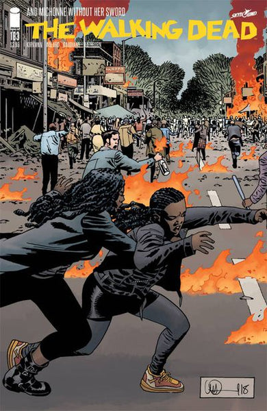 Walking Dead #183 CVR A ( Adlard & Stewart)* NM* !!!