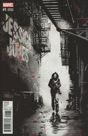 Jessica Jones #1 Cover B Variant David Aja Cover (Marvel Now Tie-In)  In Stock !!!!