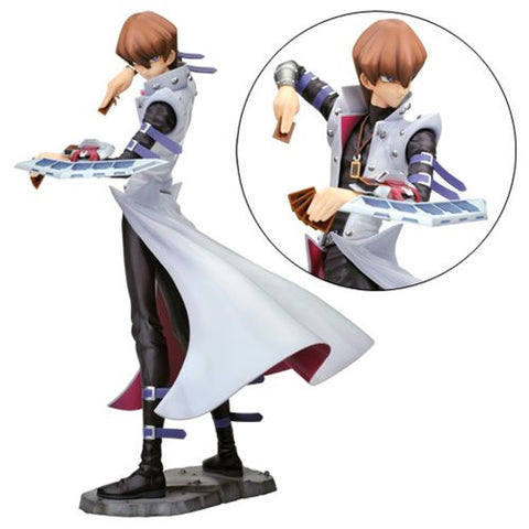 Yu-Gi-Oh Seto Kaiba ArtFX J Statue. Coming in February  2017