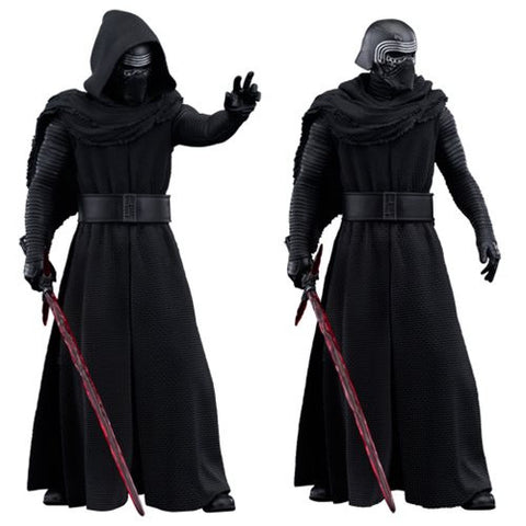 Star Wars: The Force Awakens Kylo Ren ArtFX+ Statue     -  * NIB *  Pre-Order  July -2016