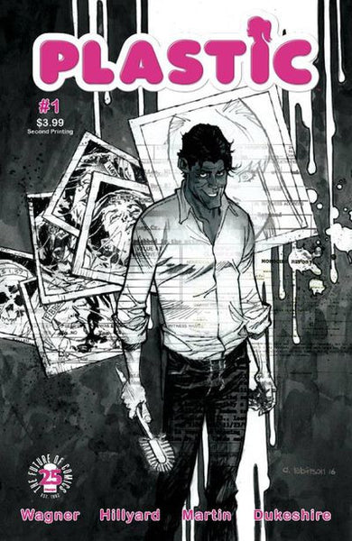 Plastic #1 (of 5) (2nd Printing)  Pre-Order 05-24-17