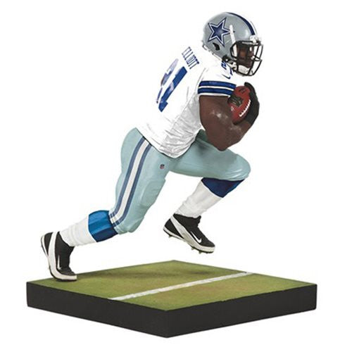 NFL Madden 17 Ultimate Team Series 2 Ezekiel Elliot Figure Pre-Order Jan 2017