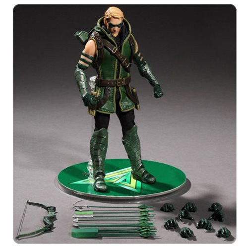 Green Arrow One:12 Collective Action Figure  Pre-Order March  2017