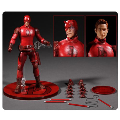 Daredevil One:12 Collective Action Figure Red Suit Mezco  *NIB * Pre-Order Jan - Feb 2017