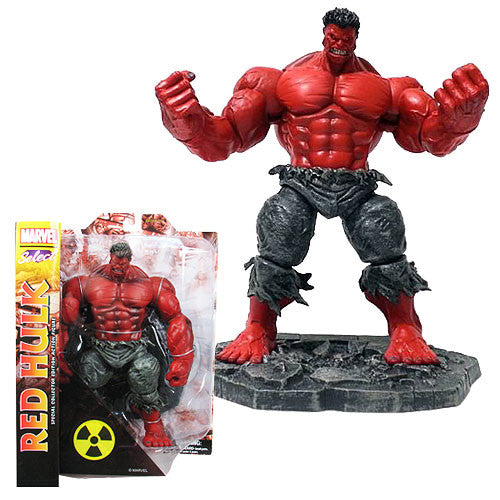 Marvel Select Red Incredible Hulk Action Figure. *NIB*  Pre-Order * Coming August !!!!