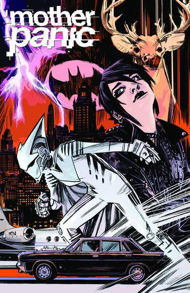 Mother Panic #1  Pre-Order Coming Nov-09-20016