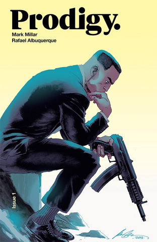 Prodigy #1 (OF 6) CVR A Albuquerque  (MR)  Coming in Dec !! Pre-Order Now....