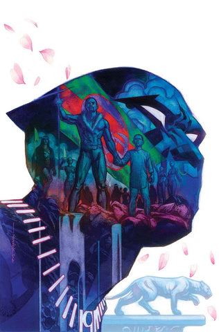 Rise Of The Black Panther #1 Cover A Regular Brian Stelfreeze Cover (Marvel Legacy Tie-In) * NM*