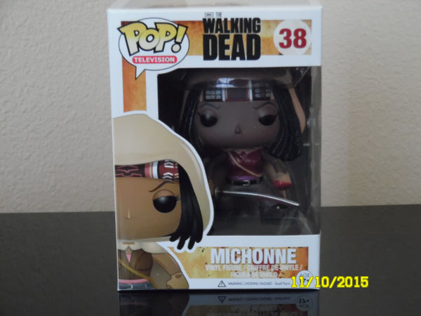 The Walking Dead Michonne  #38  !!! TV Series 2 / Funko Pop !