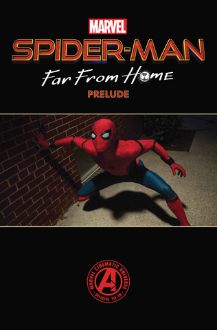 Spider-Man Far From Home Prelude #1 (OF 2 ) *NM*