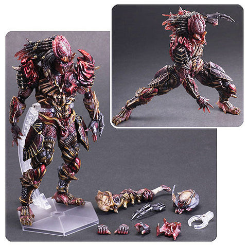 Predator Variant Version Play Arts Kai Action Figure  11-Inch  * In Stock*