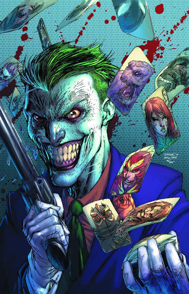 New Suicide Squad  # 09 Joker Variant   CVR  NM Coming  !!!!!