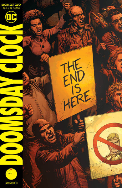 Doomsday Clock  # 1 * NM * In Stock !!!!