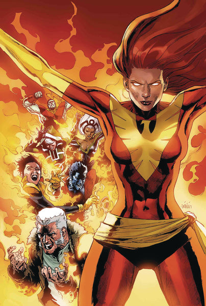 PHOENIX RESURRECTION RETURN JEAN GREY #1  * NM * !!!!
