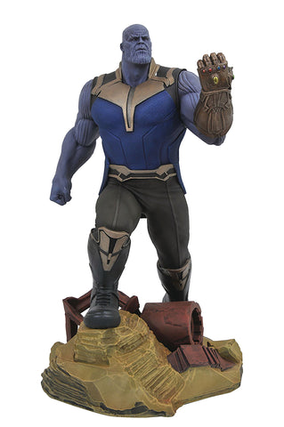 Marvel Gallery Avengers 3 Thanos  PVC Figure * NIB *  P/O Coming SEPT-12-18 ..