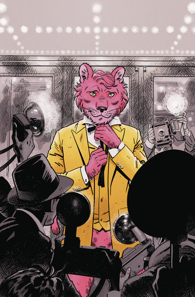 Exit Stage  Left Snagglepuss Chronicles #1  * NM *