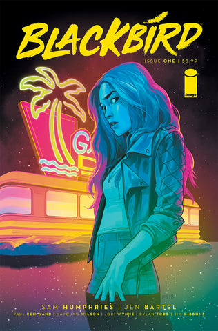 Blackbird #1 CVR  B McCrea * NM* !!!!  P/O Coming Oct-03-18