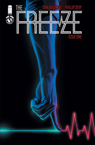 Freeze # 1 CVR A . Coming in Dec !! Pre-Order Now....