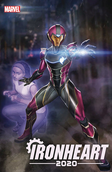 2020 Ironheart # 1 Pre-Order Coming in April *NM*Out of Stock.