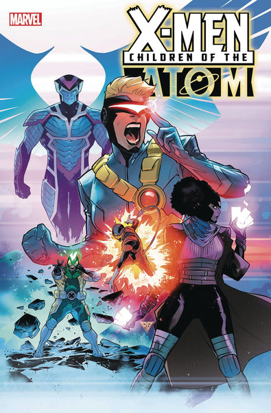 Children Of Atom # 1 Pre-Order Coming in April *NM* Out of Stock.