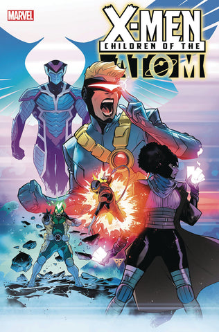 Children Of Atom # 1 Pre-Order Coming in April *NM*