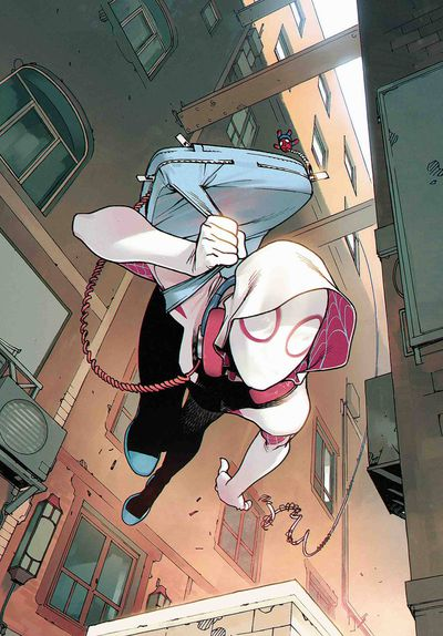 Spider-Gwen Aka Ghost Spider # 1 CVR A* NM* !!!!  P/O Coming Oct-24-18 ..