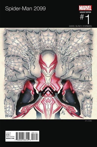 Spider-Man 2099 #1 Hop HopVariant  NM