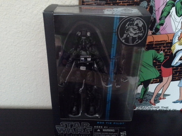 Star Wars Black Series 6-Inch Pilot Action Figure  Blue Box   * In Stock *