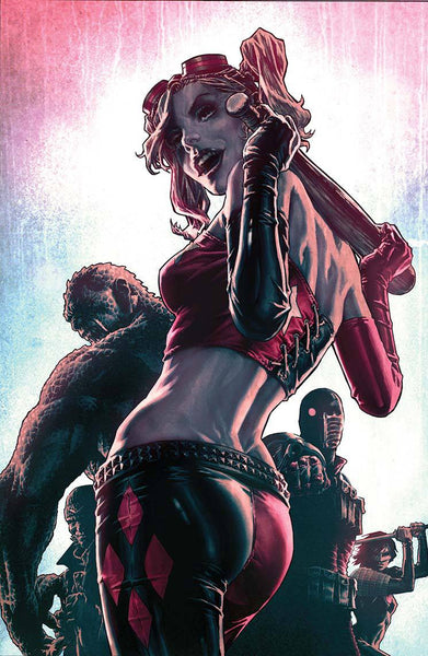 Suicide Squad Vol 4 #1 Cover D Variant Lee Bermejo Cover  * NM *