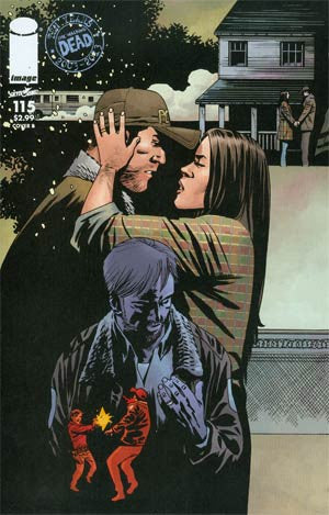 The Walking Dead #115 Cover B Connecting Cover Year  1 (10/09/2013)   * In Stock *