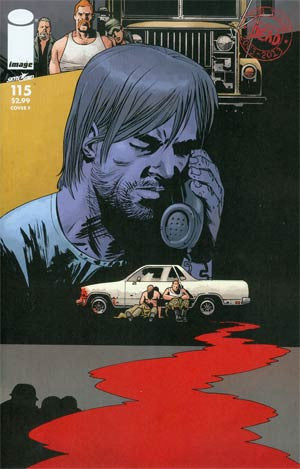 The Walking Dead #115 Cover F Connecting Cover Year  5 (10/09/2013)   * In Stock *