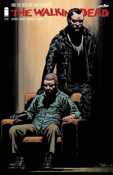 The Walking Dead  #149 1st Ptg  NM  * In Stock *