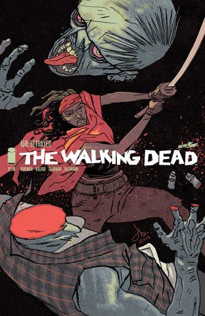 The Walking Dead  #150 1st Ptg  NM  !!  Latour  Variant CVR * 2016 * !!!
